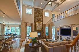 Model Home Living Room by New Cavanaugh Home Model At Bay Forest At Bethany Beach Ocean View