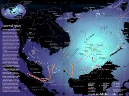 Google Maps South America by Territorial Claims U2013 Maps The South China Sea