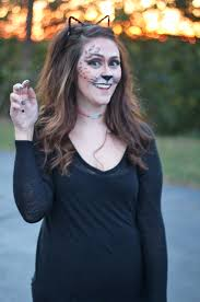 cat costume for halloween last minute cat costume for halloween bright on a budget