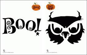 my owl barn free halloween pumpkin carving owl templates