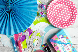 sweet 16 party supplies sweet 16 birthday party ideas throw a candy themed party
