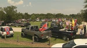 Confederate Flag Checks Gunfire Heard Near Pro Confederate Flag Rally In Ocala Wftv