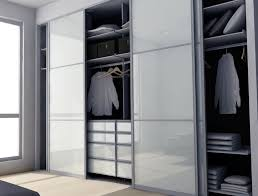 Sliding Doors For Closets Ikea Modern Closet With Laminate Floors By Modu Home Zillow Digs Zillow