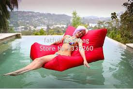 cover only no filler sunbrella indoor outdoor bean bag chair in