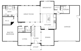 saratoga homes floor plans cleveland