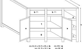 largeur plan de travail cuisine décoration cuisine largeur ilot central 87 versailles tiroir