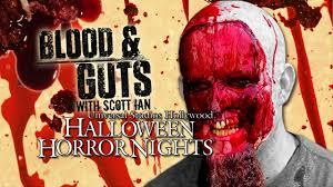 el cucuy halloween horror nights halloween horror nights blood and guts with scott ian youtube