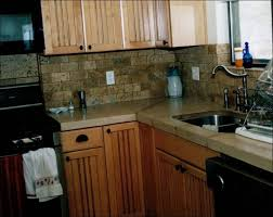 Kitchen Countertops Cost Per Square Foot - kitchen polished concrete countertops crushed glass countertops