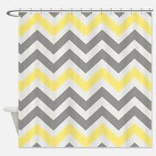 nickbarron co 100 yellow and grey chevron shower curtain images