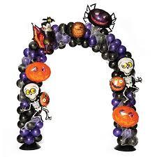 Balloon Arch Decoration Kit Halloween Balloon Arch Kit M U0026n Party Store