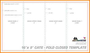 4 fold brochure template word 4 panel brochure template brickhost 53582185bc37