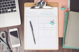 free printable to do list for office organize your life with these fabulous free diy planners