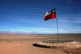 Chile Santiago Flag Kokettiert Chile Wieder Mit Dem Sozialismus Konterrevolution