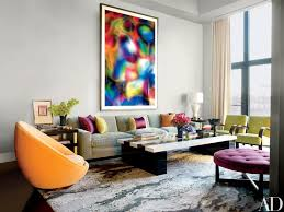 Look Inside Jamie Drakes Ultra Chic New York City Apartment - New york living room design