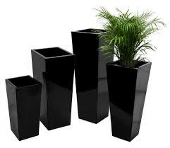 extra large outdoor planters fibreglass garden planters ebay