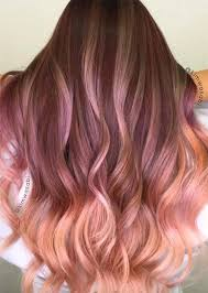 rose gold hair color 52 charming rose gold hair colors how to get rose gold hair glowsly