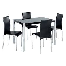 Kitchen Table Sale by Kitchen Black Wooden Kitchen Table And Chairs Dining Room Black