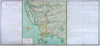 North Carolina Map Of Cities And Towns Maps And The Beginnings Of Colonial North America Digital