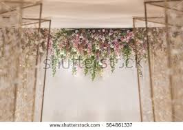 wedding backdrop for pictures wedding backdrop flower wedding decoration stock photo 540635434