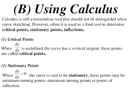 x2 t04 01 curve sketching basic features calculus