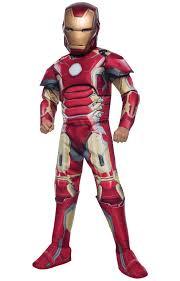 avengers age ultron deluxe iron man mark costume for kids avengers age ultron deluxe iron man mark costume for kids buycostumes