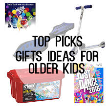 christmas gifts for older kids