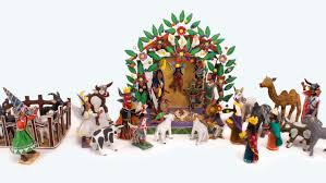 mexico u0027s nativity scenes are an exuberant and fantastical