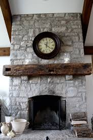 Wood Mantel Shelf Plans by Best 25 Faux Fireplace Mantels Ideas On Pinterest Fake