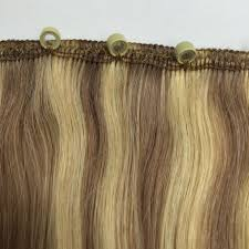 Micro Link Hair Extensions Prices by Amazon Com Sunny Micro Bead Weft Hair Extensions Eze Weft 20