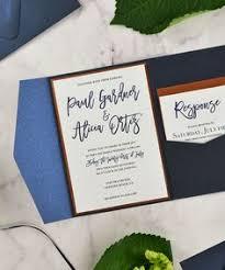 Wedding Invitation Pocket Envelopes Misty Rose Create Easy Diy Wedding Invitations That Are Elegant