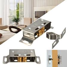 kitchen cupboard door stoppers stainless steel catch stopper for cupboard cabinet kitchen