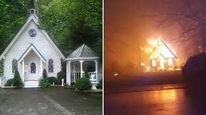 wedding chapels in pigeon forge tn s gatlinburg wedding cancelled after chapel is destroyed