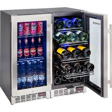 wine beverage u0026 keg coolers appliances the home depot intended