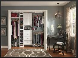folding doors interior home depot bedroom three hanging rods cabinet shelves and four drawers