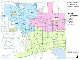 Ann Arbor Michigan Map by Map Of Ypsilanti Michigan Michigan Map