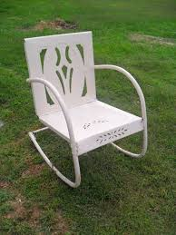 Patio Swings And Gliders 12 Best Metal Patio Chairs Vintage Images On Pinterest Gliders