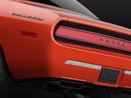 Dodge Challenger Tail Lights - dodge challenger concept 2006 pictures information u0026 specs
