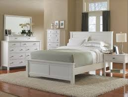 distressed white bedroom furniture white leather high bed frame