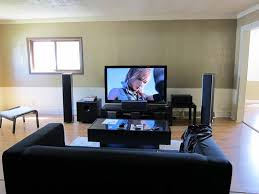 Living Room Theaters Good Looking Living Room Home Theater Ideas - Living room home theater design
