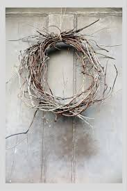 how to make wreaths how to make a beautiful christmas twig wreath from tree trimmings