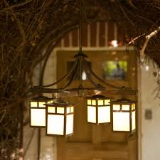 Outdoor Hanging Lights by Battery Operated Outdoor Chandelier Images About Newest Hanging