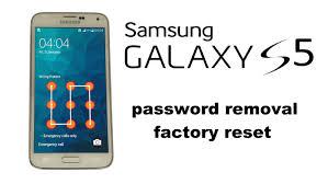 forgot pattern lock how to unlock samsung galaxy s5 s4 a7 a5 a3 factory reset unlock password