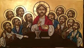 the last supper coptic christian art pinterest christian art the last supper