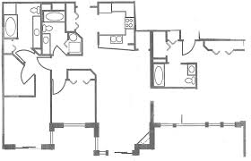 floor plans of westwater apartments in kirkland wa