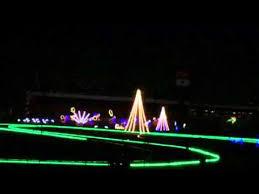 charlotte motor speedway christmas lights 2017 charlotte motor speedway christmas lights 2015 part 2 youtube