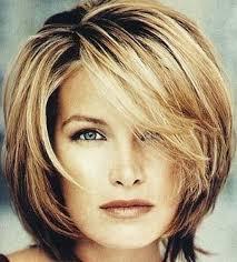shoulder length hair with layers at bottom medium straight layered bob