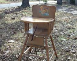 Vintage Cosco High Chair Vintage Baby High Chair Etsy
