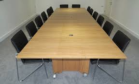 Folding Conference Table On Wheels Fusion Executive Furniture