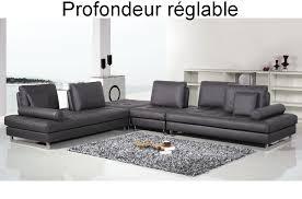canapé de luxe canapé d angle en cuir buffle italien de luxe 7 8 places penthouse