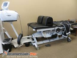decompression table for sale used chattanooga triton dts chiropractic table for sale dotmed